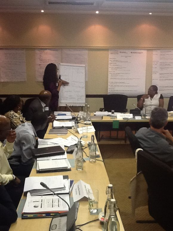 Problem tree analysis in Africa's health sector in real time