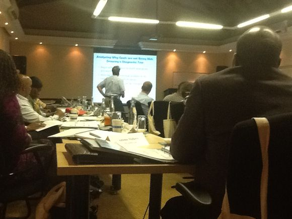 Problem driven health reform in Africa