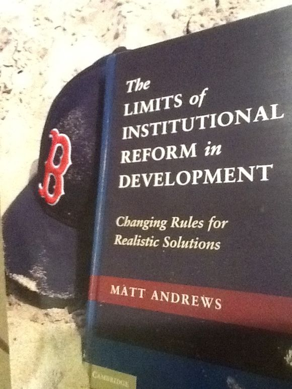 Limits getting good reviews: not quite the RedSox, but...