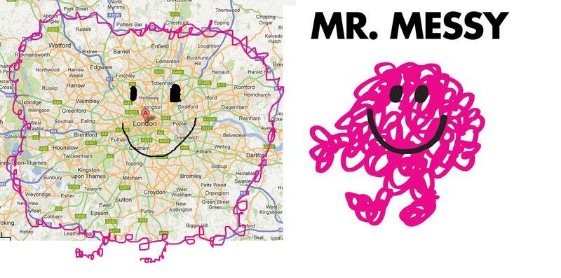 Londonmessymap